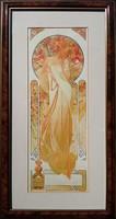 Alphonse Mucha - Parfumerie Gellé Frères, Sylvanis Essence 1899