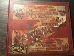 Az ezeréves Magyarország ésa Milléníumí  Kiállitás II. kötet / 1896