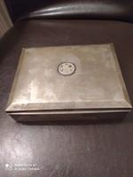 Ezüst kártya doboz súlya 425gramm