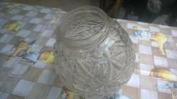 Gömb üvegbúra fali lámpatesthez