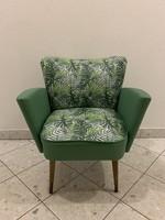 Cuki retro fotel, teljesen és igényesen felújítva