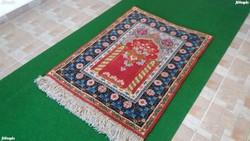 1463 Gyapjú Perzsa IMA Szőnyeg 130X95CM Ingyen Futár