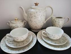 Pazar 2 személyes teás-kávés-reggeliző  1931-1945