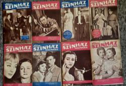 35 db film SZÍNHÁZ muzsika 1958.