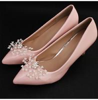 Esküvői, menyasszonyi, alkalmi cipődísz, cipőklipsz ES-CK18