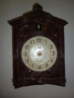 Régi szovjet kakukkos óra,hiányos állapotban