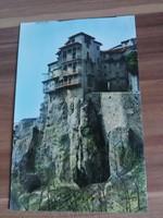Spanyolország, Cuenca, függőház - Casas Colgadas