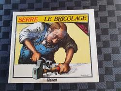 Claude Serre - Humoros grafikák