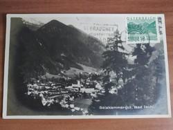Salzkammergut, Bad Ischl fürdőváros