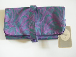 Retro Christian Dior kozmetikai táska, neszeszer