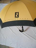 Vintage Fendi hosszú szárú esernyő
