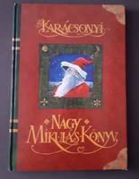 Wieber Orsolya:Kiskarácsonyi nagy Mikulás könyv