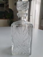 Italos, whiskey-s üveg