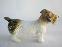 ENS porcelán kutya