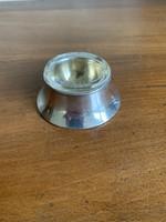 Art Deco ezüst fűszertartó