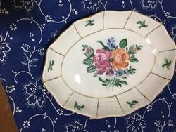 Porcelán tálka (Szabó Zsuzsa kézi -festés)