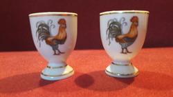 2db kakasos porcelán