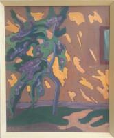 MÁRTONFI BENKE MÁRTA - olajfestmény, jelzett, 60x50 cm