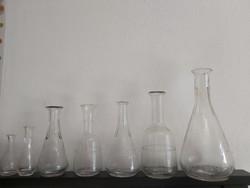 Bor dekantáló üvegek