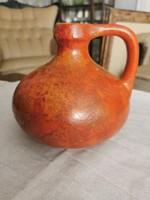 Retro váza Tófej
