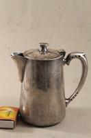 Antik ezüstözött teás/ kávés kanna 889