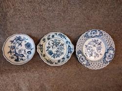 Porcelán tányérok/dísztárnyérok 12 db