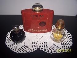 Parfümök (Dior, YvesSaintLaurent)