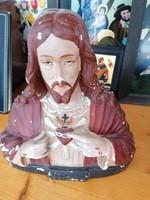 Jézus mell szobor.