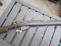Angol Enfield MKIII, Lee-Enfield puska hatástalanítva