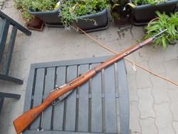 Orosz Mosin Nagant puska, 1940-es hatástalanítva