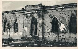 Megsemmisült posta a keleti fronton
