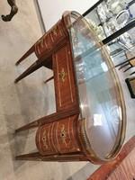 Francia vese formájú asztal, íróasztal - B190