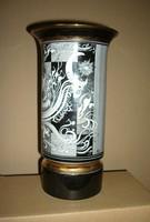 Szász Endre váza, 26 cm, használatlan