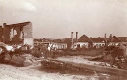 Romos házak, gyárépületek