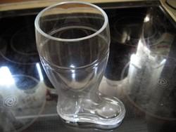 Üveg nagy sörös csizma