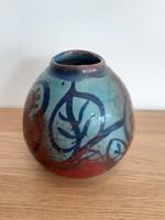 Retro magyar kerámia váza