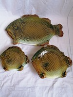 Granite fish set 13pcs