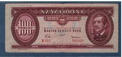 1957 100 Forint