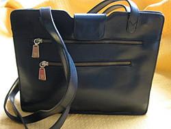 Ramis fekete táska ritkaság, elegáns forma