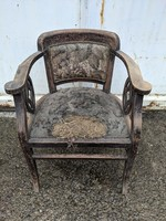 Antik karszék (felújítandó)