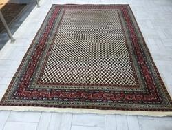 Hatalmas indo mir  200x290 kézi csomózású gyapjú perzsa szőnyeg MK_08