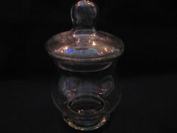 Fedeles üveg tartó vastag talppal