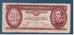 1984 100 Forint Extra méret