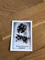 Karácsonyi Üdvözlőlap képeslap