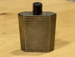 Ezüst kölnivíz tartó Cologne parfüm tartó