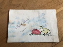 Húsvéti Üdvözlet képeslap