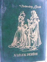 Vörösváry László Az élet derűje aláírt példány 1985-ből aforizmák gyűjteménye