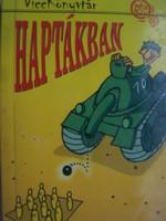 Vicckönyvtár Haptákban könyvecske katonai témájú viccekkel