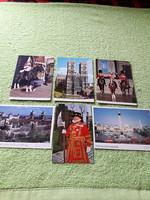 Postatiszta képeslapok   Nagy Británnia  London