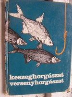 Horgász könyv: Keszeghorgászat, versenyhorgászat
